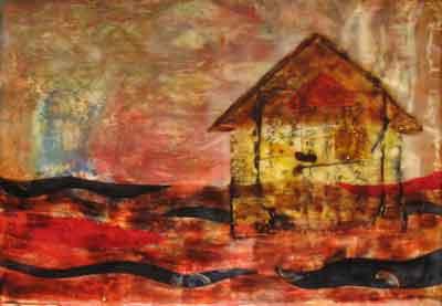 House sketch