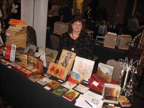 Art & Soul Vendor Night 2007