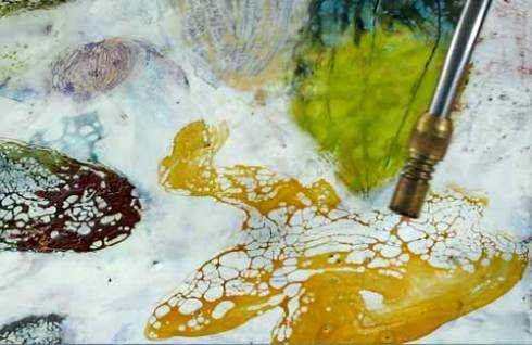 Online encaustic classes at RobertsonWorkshops.com