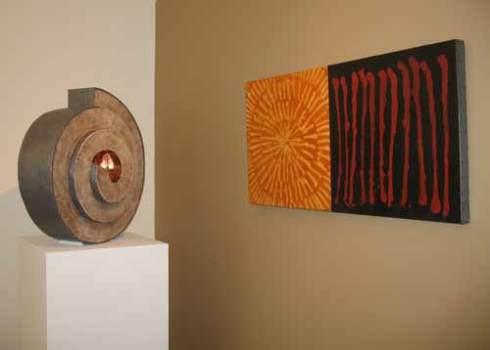 Kim Bernard\'s work at Arden Gallery