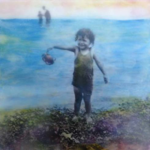 Wax Week: Photo Encaustic & Mixed Media