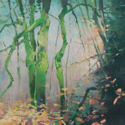 Northwest November 2 by Randall David Tipton