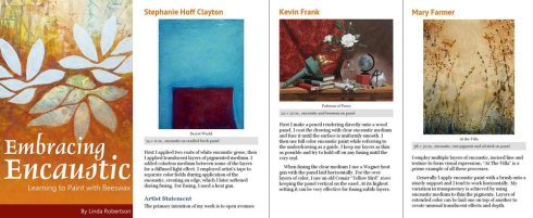 Embracing Encaustic Artists