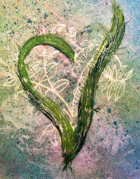 Love-Nature-monotype